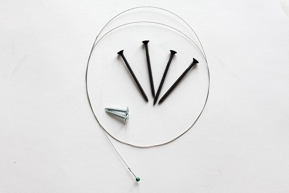 Как изготовить примитивную гитару диддли-бо в домашних условиях. Изображение № 3.