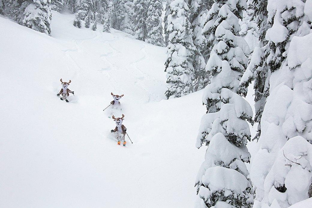Фотопроект: 10 лет катания по самым экстремальным горам планеты . Изображение № 23.