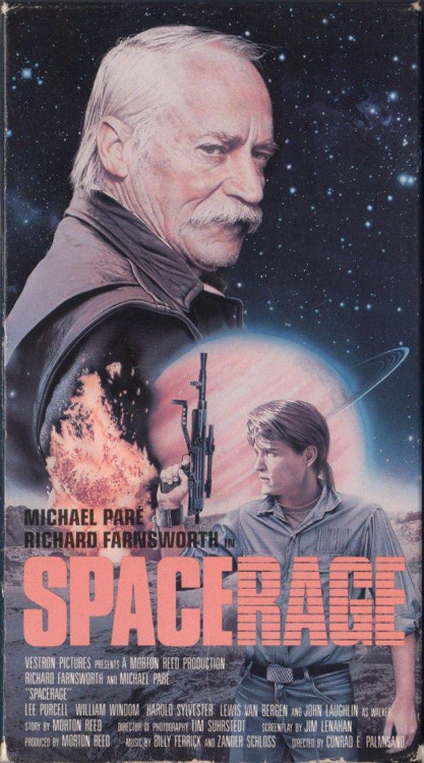 VHS Cover Junkie: Tumblr-блог коллекционера обложек видеокассет . Изображение № 41.
