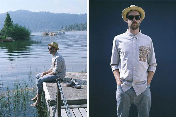 Калифорнийская марка Publish выпустила лукбук весенней коллекции одежды. Изображение № 11.