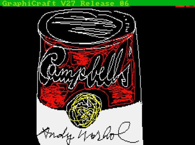 В сети появились неизвестные работы Энди Уорхола, найденные на днях. Изображение № 2.