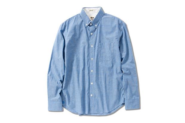 Марка Stussy представила осеннюю коллекцию одежды. Изображение № 5.