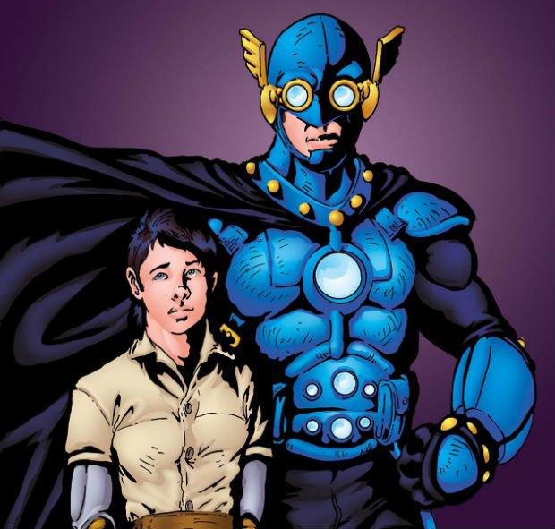 В США вышел комикс о супергерое-аутисте. Изображение № 1.