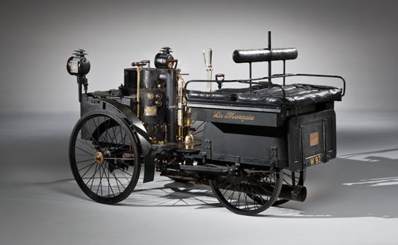 Самый старый автомобиль в мире выставлен на продажу. Изображение № 2.
