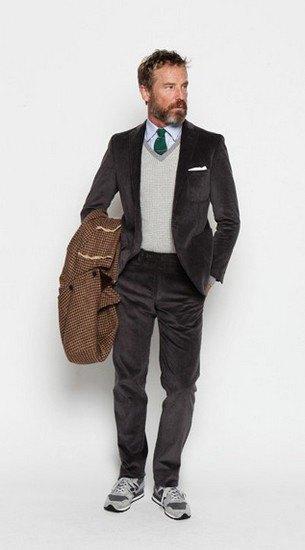 Марка Ovadia & Sons опубликовала лукбук осенней коллекции одежды. Изображение № 12.