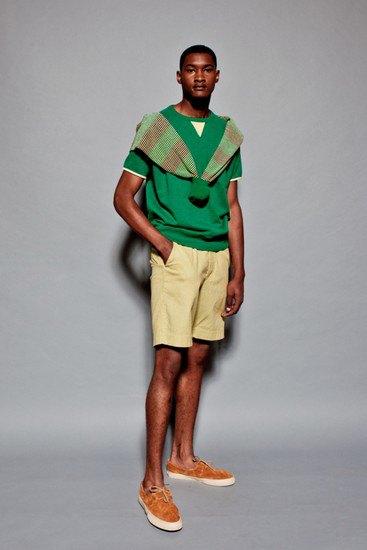 Марка YMC опубликовала лукбук весенней коллекции одежды. Изображение № 6.