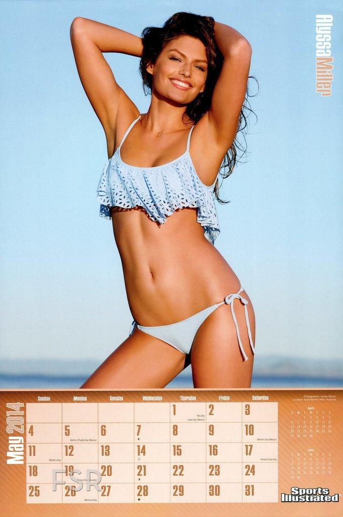 7 эротических календарей на 2014 год. Изображение № 30.