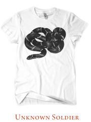 Принять на грудь: Эксперты уличной моды о принтах на футболках. Изображение № 14.