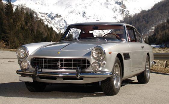1963 Ferrari 250 GTE. Изображение № 15.
