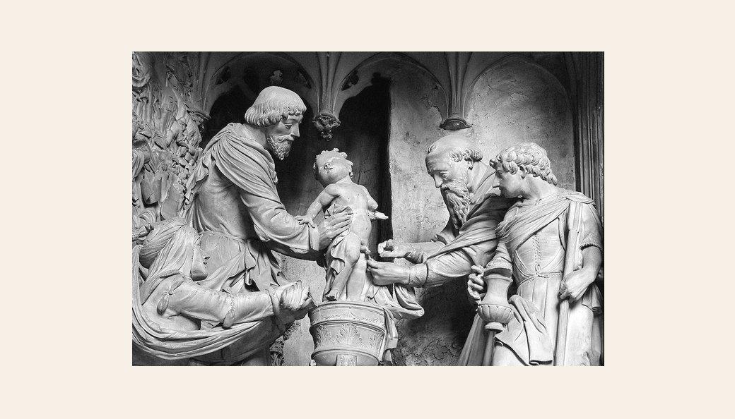 Обрезание Христа - Шартрский собор. Изображение № 12.