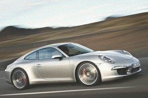 Porsche представили юбилейную версию легендарного спорткара 911. Изображение № 10.