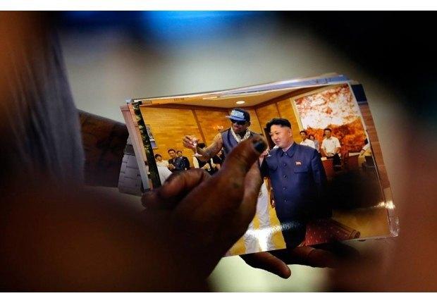 Деннис Родман поделился фотографиями из КНДР. Изображение № 16.