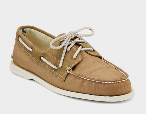 Марки Band of Outsiders и Sperry Top-Sider выпустили совместную коллекцию обуви. Изображение № 6.