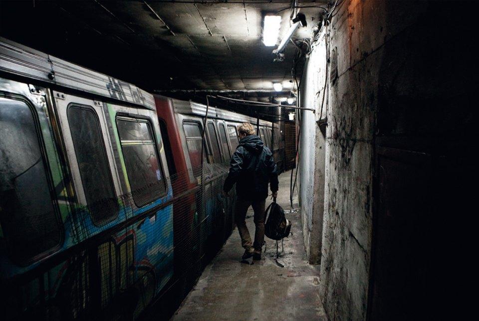 8 знаменитых фотографов, исследовавших мир граффити. Изображение № 36.