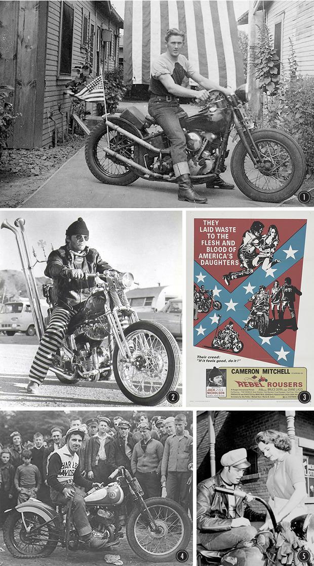 Сбросить вес: Гид по облегченным американским мотоциклам — бобберам. Изображение № 2.