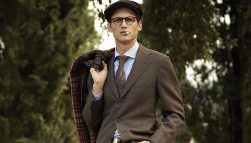 Изображение 15. Men's Digest: платки от Канье Уэста, флорентийская мода и фильм о гонщике-рекордсмене.. Изображение № 15.