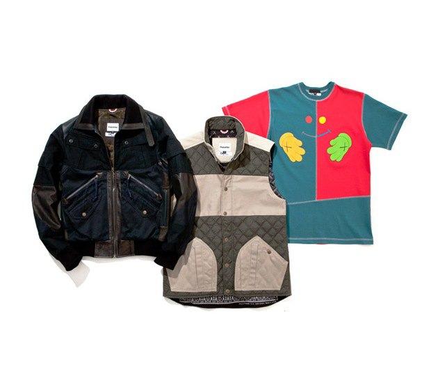 Марка Original Fake и дизайнер Даррен Романелли представили совместную коллекцию одежды. Изображение № 1.
