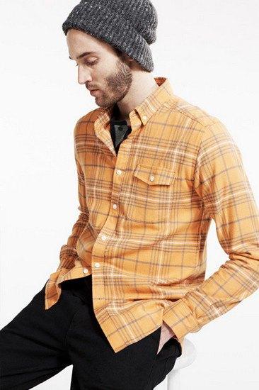 Марка Saturdays Surf NYC выпустила лукбук осенней коллекции одежды. Изображение № 8.