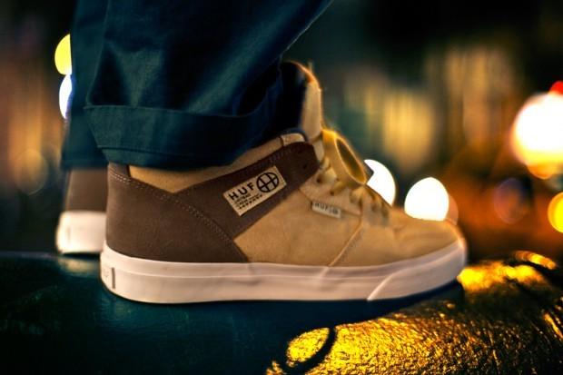 Калифорнийская марка Huf выпустила новый лукбук и весеннюю коллекцию обуви. Изображение № 8.