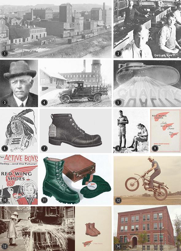 Изображение 40. Встает на крыло: феномен популярности обуви Red Wing.. Изображение № 2.