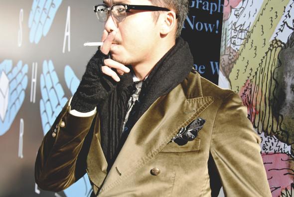 Детали: Репортаж с выставки мужской одежды Pitti Uomo. День первый. Изображение № 59.
