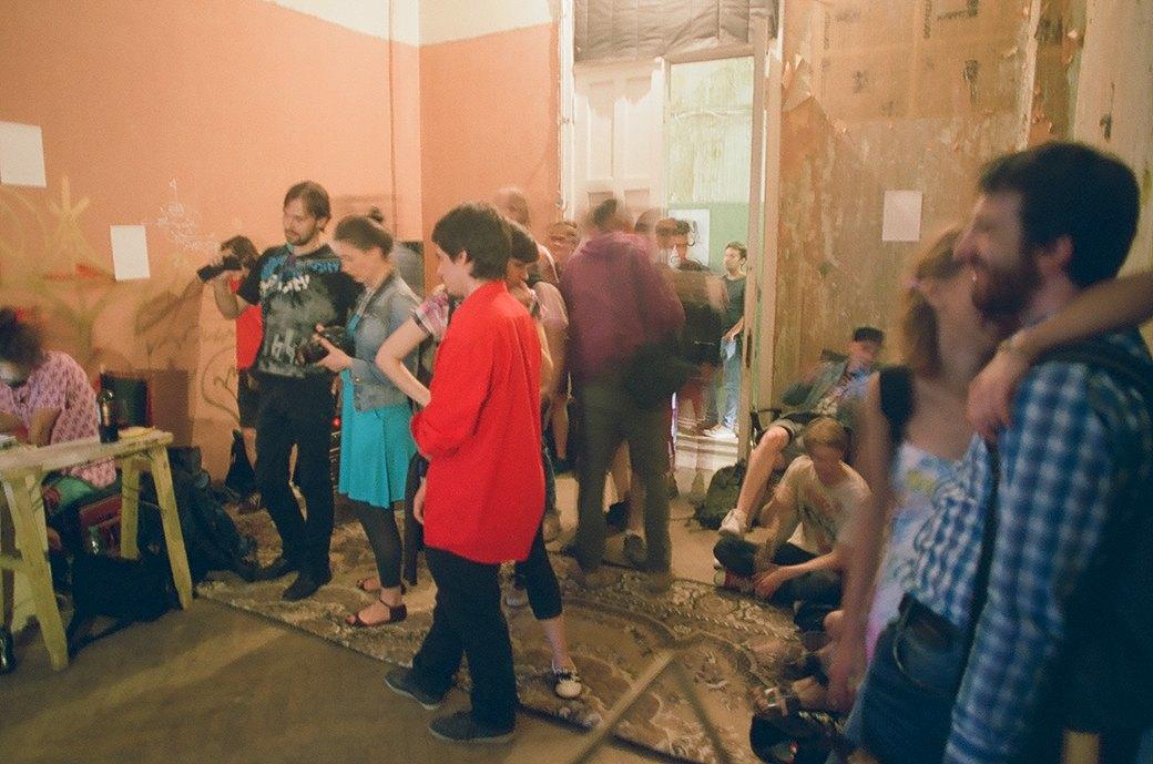 «Еще не открывшееся пространство»: Новая культурная площадка в центре Москвы. Изображение № 6.