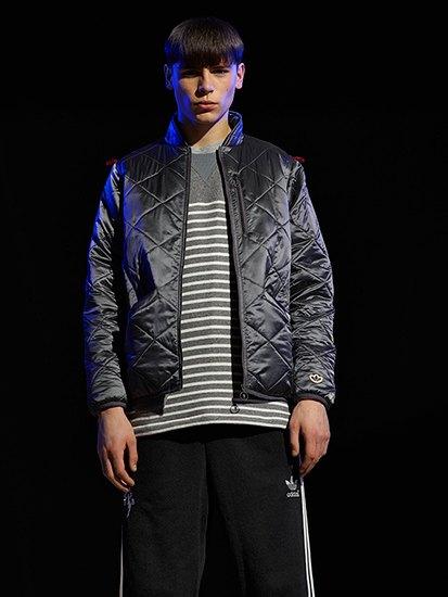 Марка Adidas Originals и дизайнер Казуки Кураиши запустили новую линейку одежды. Изображение № 15.
