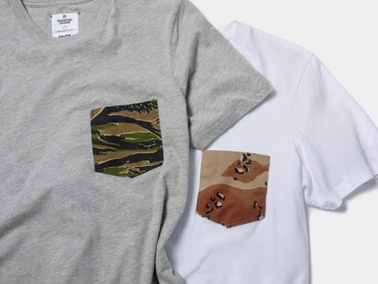 Марка Reigning Champ и магазин Haven выпустили совместную коллекцию одежды. Изображение № 4.