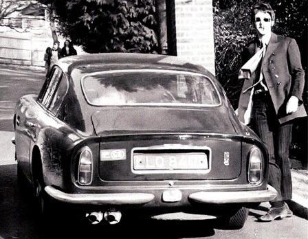 Aston Martin DB5 Пола Маккартни продали на аукционе за полмиллиона долларов . Изображение № 10.