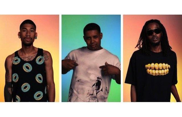 Хип-хоп-команда Odd Future опубликовала лукбук новой коллекции. Изображение № 2.