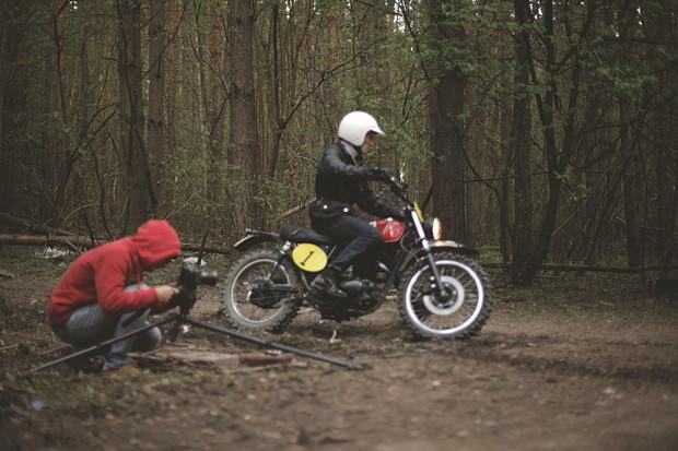 Репортаж со съемок тест-драйва мотоцикла Kawarna. Изображение № 10.