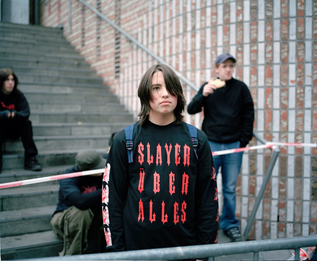 Убийцы: Как выглядят фанаты главной в мире метал-группы. Изображение № 17.