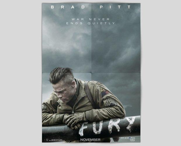 Трейлер дня: «Ярость». Брэд Питт и Шайа ЛаБаф в роли танкистов на фронтах Второй мировой войны. Изображение № 1.