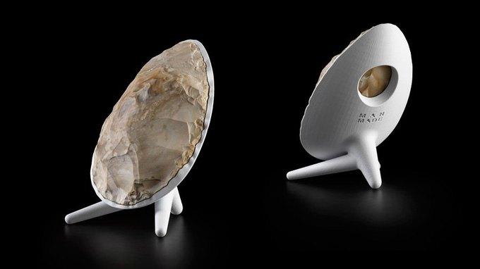 Man Made: Орудия доисторической эпохи, реконструированные на 3D-принтере. Изображение № 11.