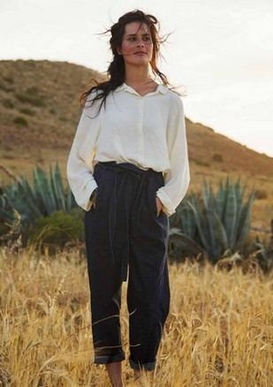 Марка Levi's Made and Crafted опубликовала лукбук весенней коллекции одежды. Изображение № 19.