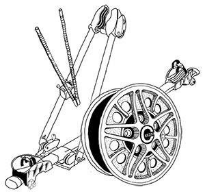 Как сделать руль деревянным