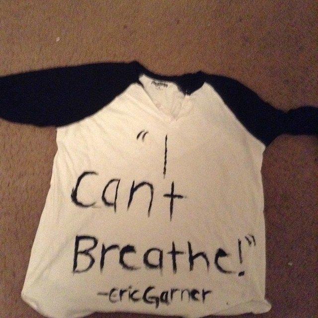 Как смерть Эрика Гарнера послужила началом протестов в Нью-Йорке . Изображение № 1.