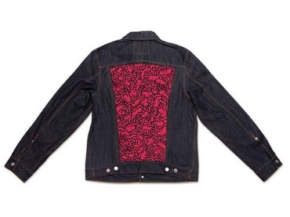 Изображение 6. Вышла коллекция джинсовых курток Levis x MoCA.. Изображение № 7.