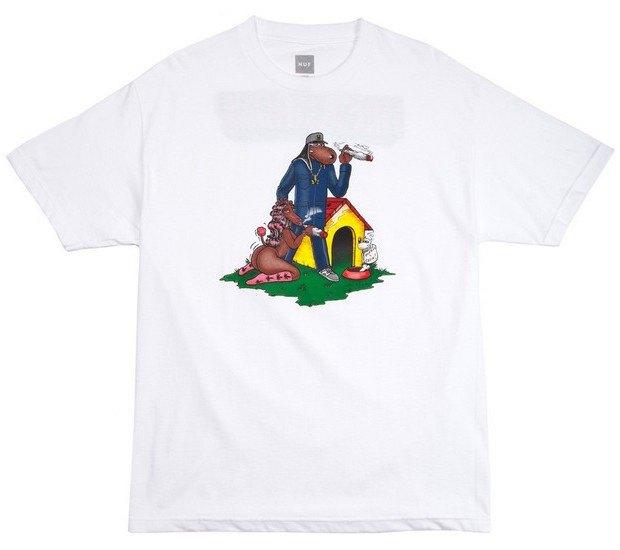 Снуп Догг и марка Huf представили совместную коллекцию одежды. Изображение № 3.
