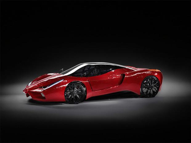 В Австрии сделали самый медленный в мире Ferrari. Изображение №8.