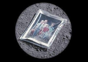 Космический мусор: Ботинки, фотоаппарат Hasselblad и другие предметы, найденные NASA на Луне. Изображение № 12.