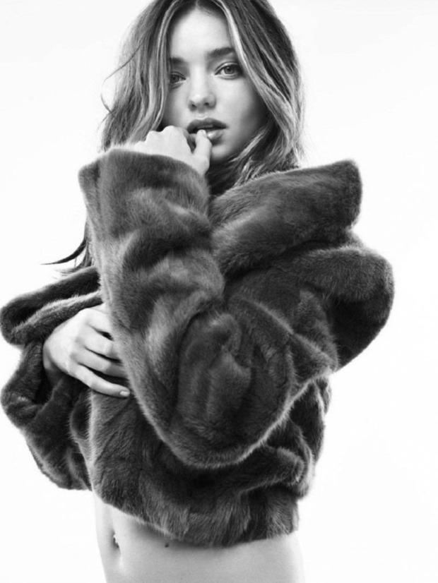 Английский Esquire назвал модель Миранду Керр самой сексуальной женщиной года. Изображение № 3.