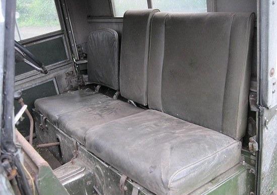 Land Rover Уинстона Черчилля продан на аукционе за 200 тысяч долларов . Изображение № 5.
