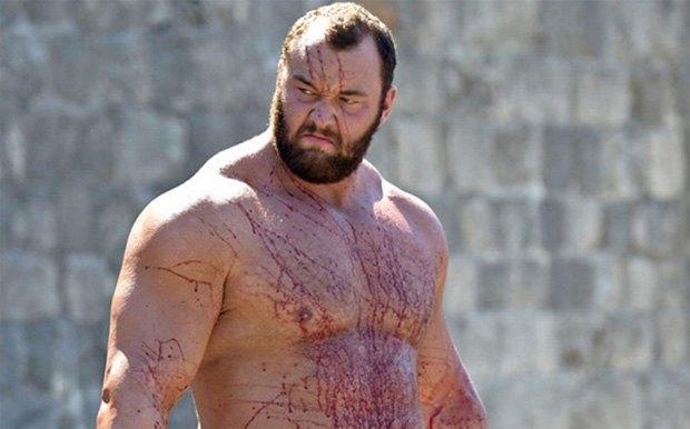 Актёр, сыгравший Гору Клигана, признан сильнейшим человеком Европы. Изображение № 1.