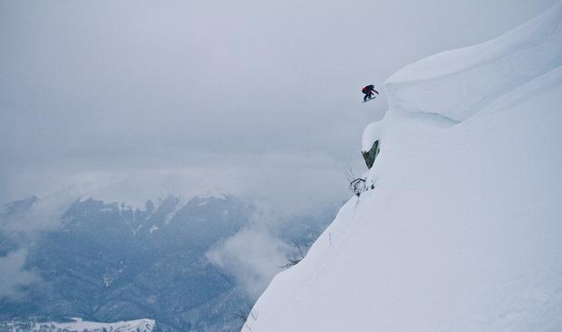 Фотографии со съемок фильма о российском сноубординге «Что Это?». Изображение № 1.