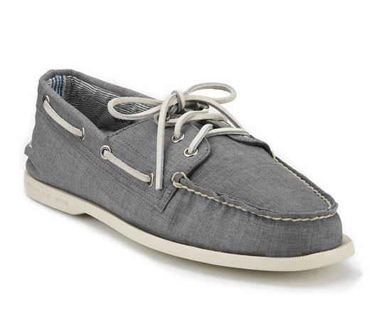 Совместная коллекция обуви Band of Outsiders и Sperry Top-Sider. Изображение № 9.