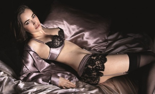 Австралийская модель Сара Стивенс снялась в рекламе марки Myla. Изображение № 15.