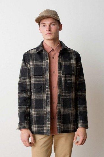 Марка Pendleton выпустила лукбук осенней коллекции одежды. Изображение № 4.