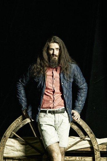 Российская марка Grunge John Orchestra. Explosion выпустила второй весенний лукбук. Изображение № 5.