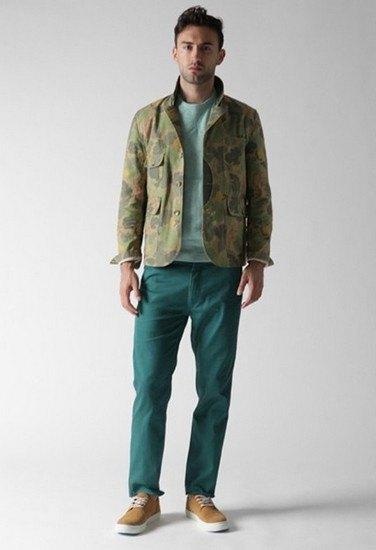 Марка Maiden Noir выпустила лукбук весенней коллекции одежды. Изображение № 13.